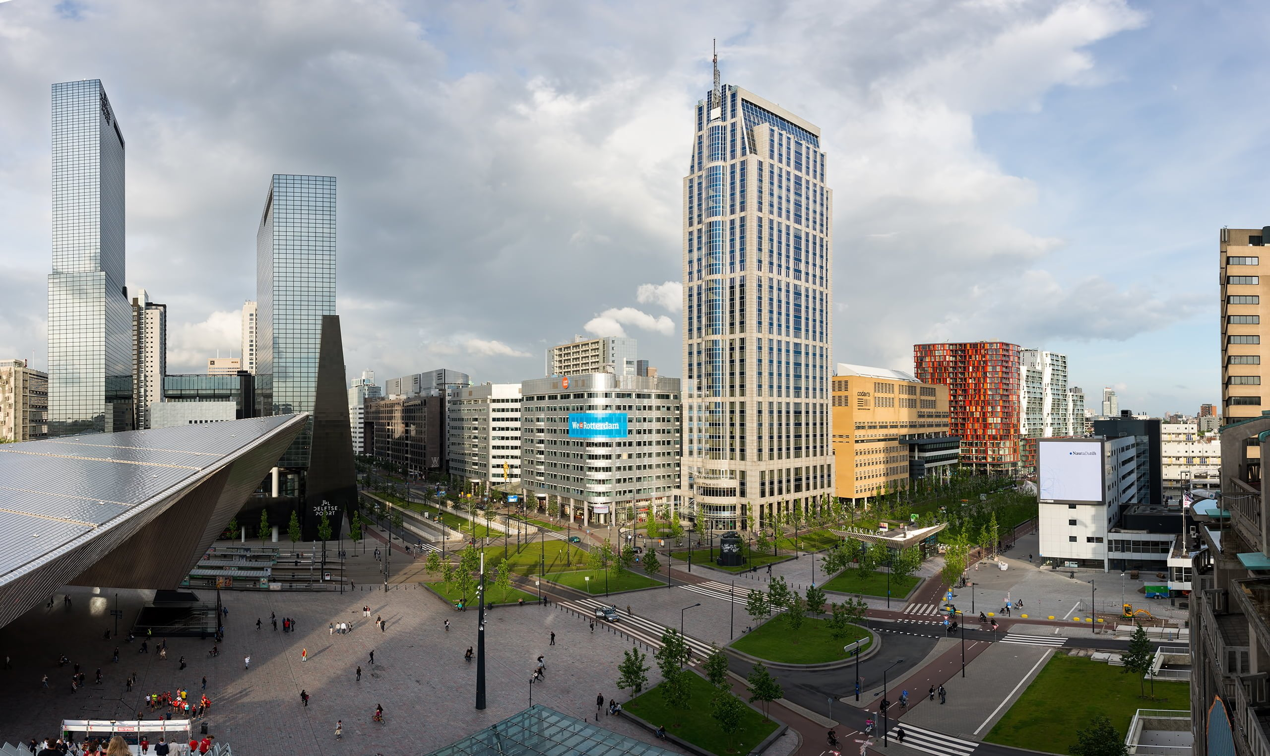 BOG Rotterdam CS Stationsplein