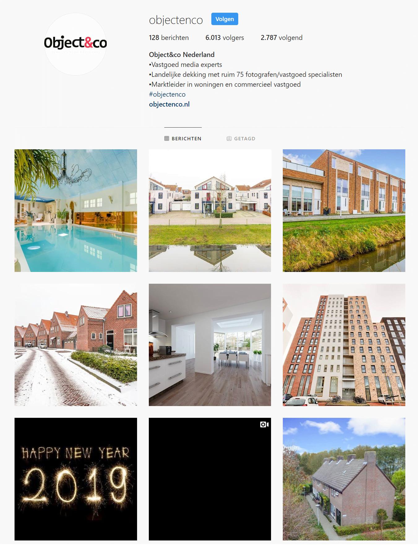Instagram Object&co