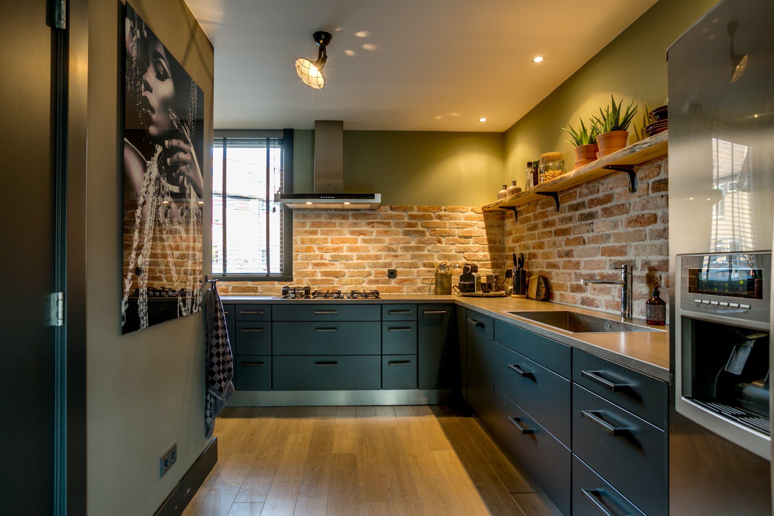 foto moderne keuken