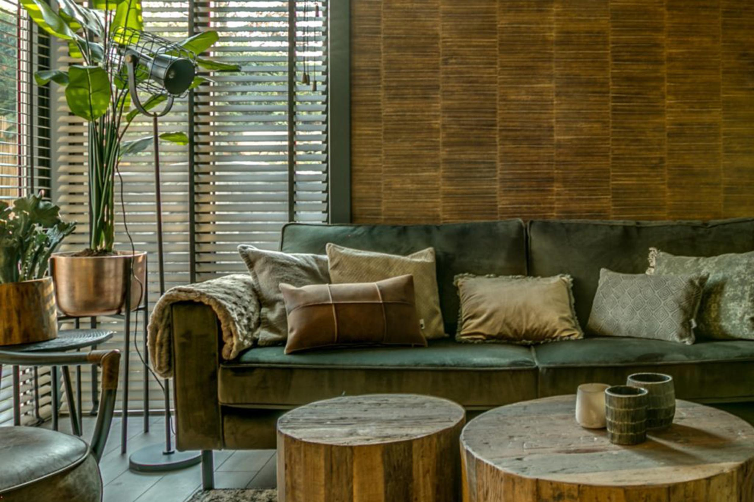 Edith Pijl - Styling woonkamer