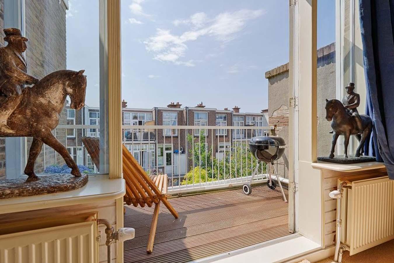balkon in den haag