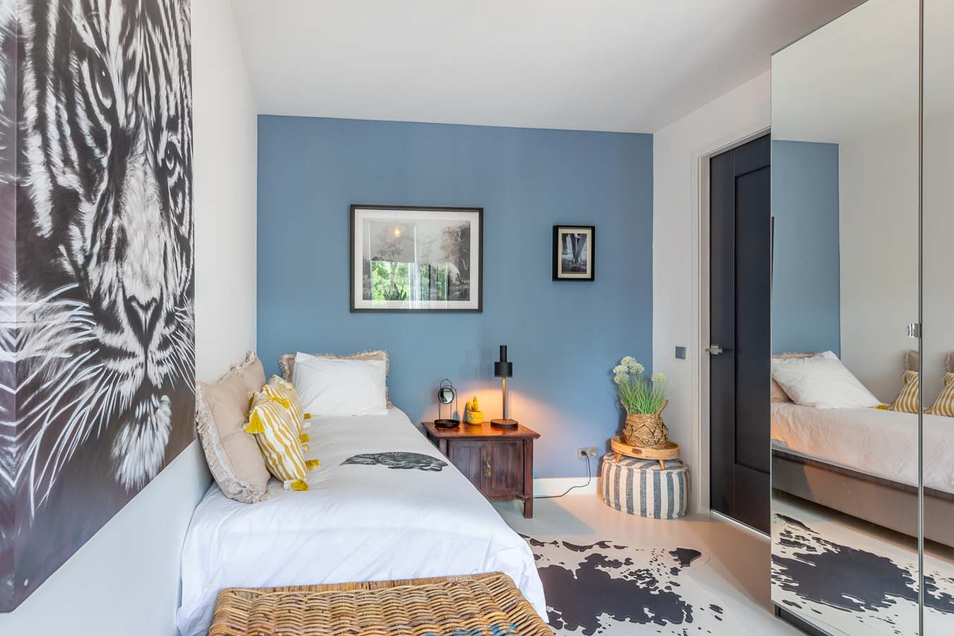 slaapkamer style rustig