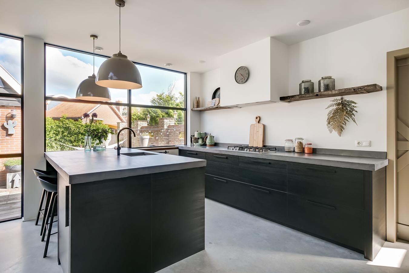 Moderne keuken deel 2
