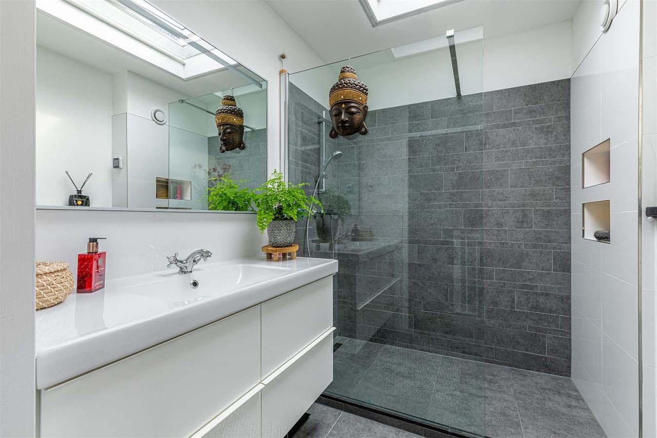 moderne badkamer amsterdam