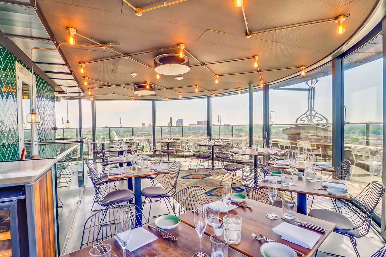 De watertoren fine dining utrecht