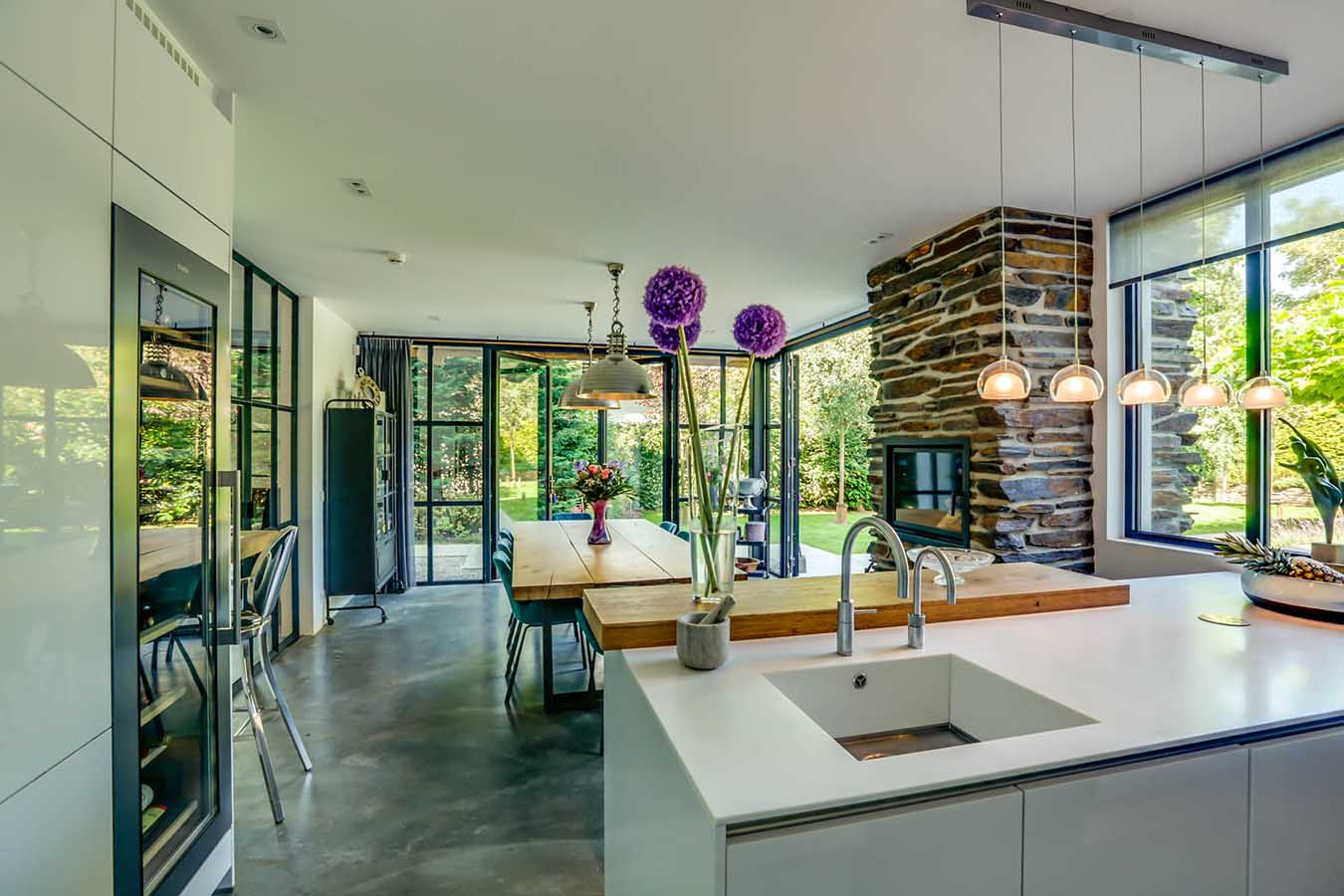 Interieur keuken styling