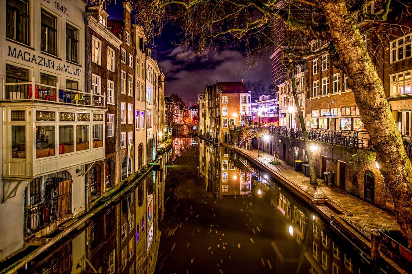 Centrum Utrecht fotografie