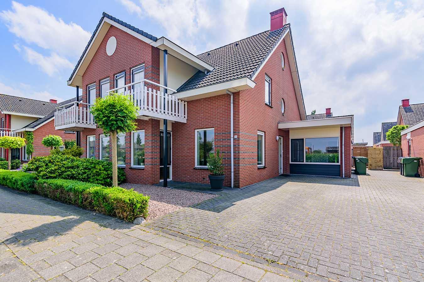 vrijstaand wonen in friesland