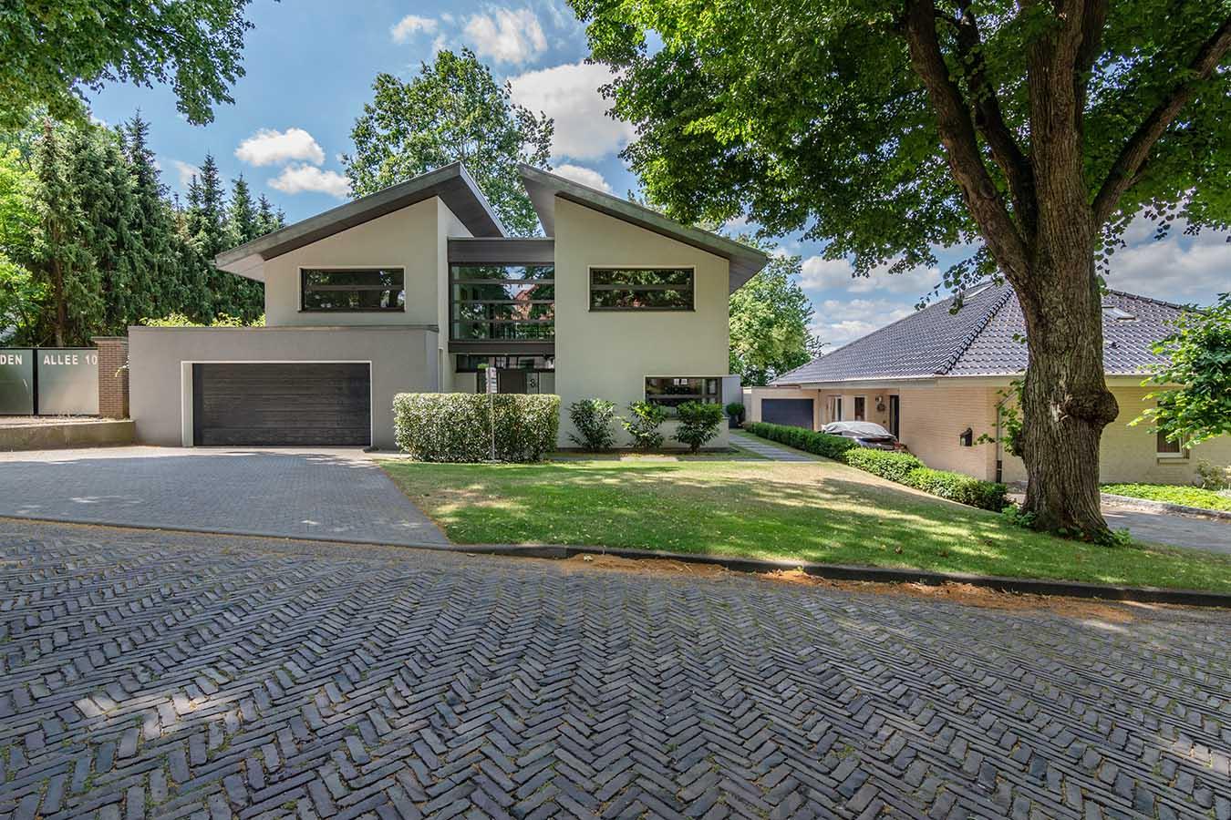 vrijstaande luxe villa