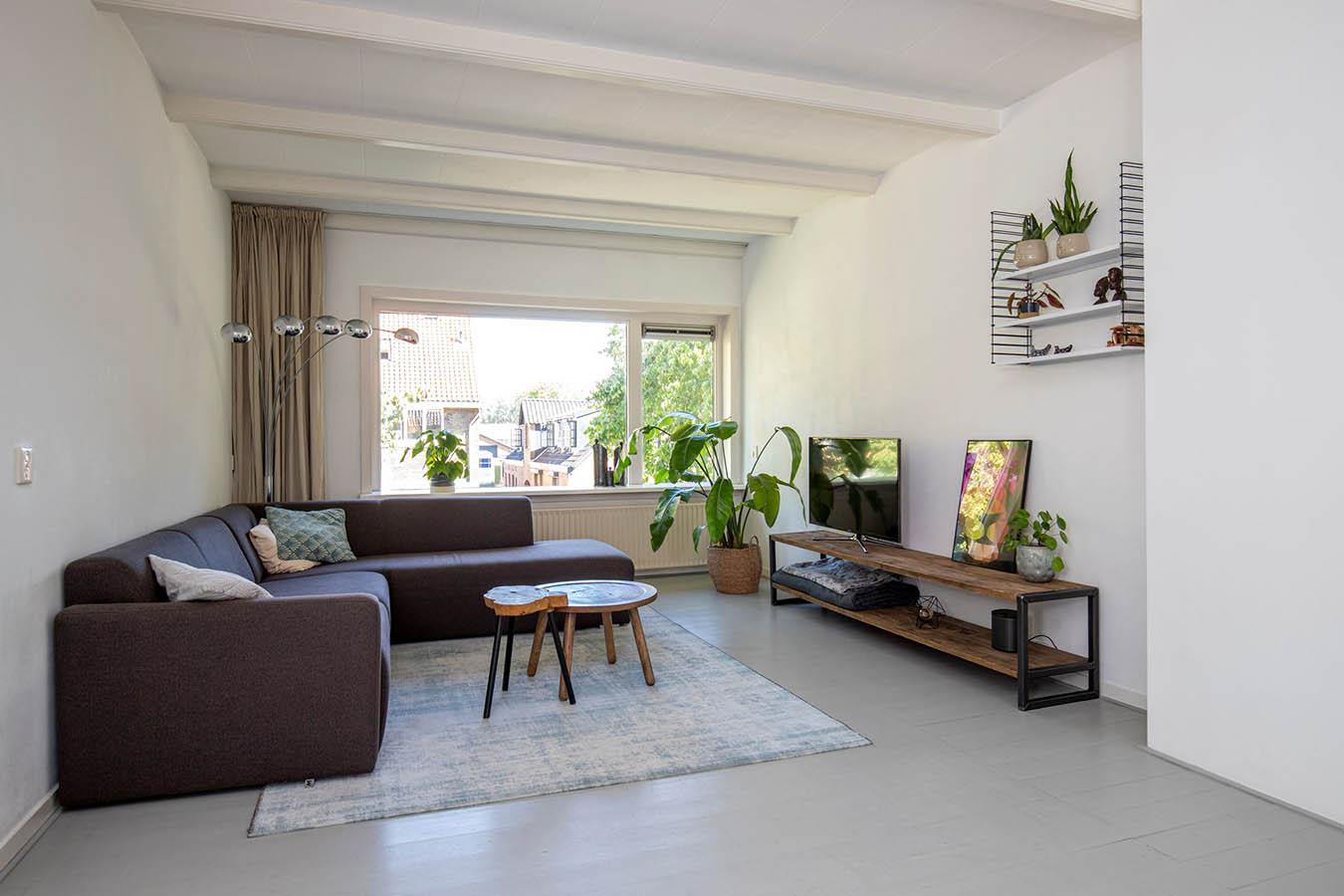 woonkamer van een woning in arnhem