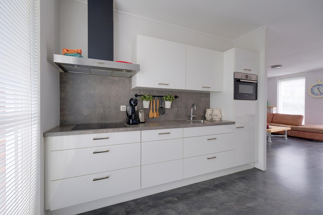 keuken op maat in een woning