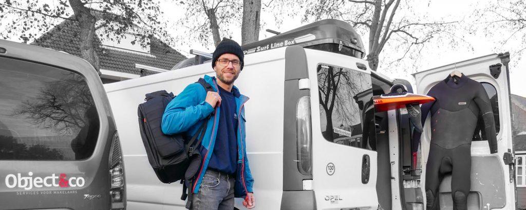 Erik luken is woningfotograaf voor Object&co in de regio Kop van Noord-Holland