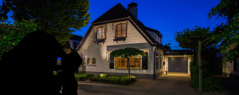Woningfotograaf in Delft Willy Huisman gooide het roer om