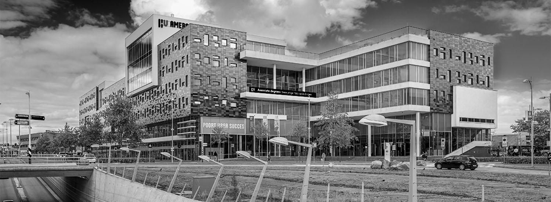 Het inmeten van de Hogeschool Utrecht voor een NEN 2580 meetrapport – Showcase